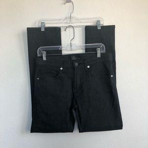 J Brand Kane Abrams Dark Grey Stretch Jeans Denim